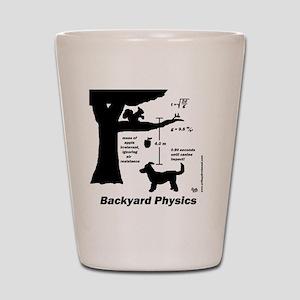 physics Shot Glass