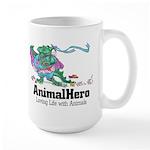 Animalhero Shopposaur Large Mug