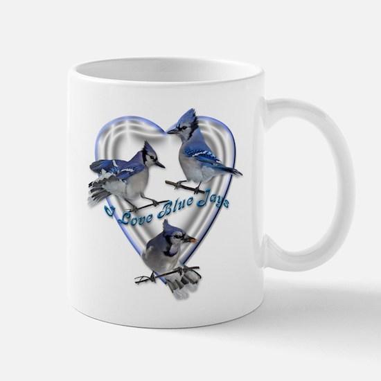 Blue Jay Mug