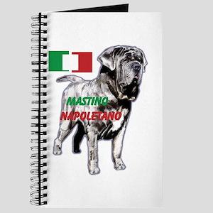 Neapolitan mastiff by madeline wilson Journal