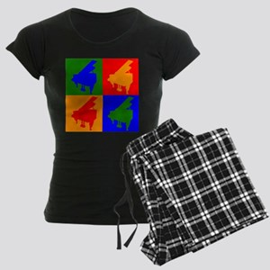 Piano Pop Art Pajamas