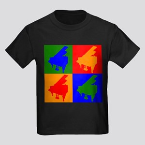 Piano Pop Art T-Shirt