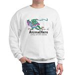 Animalhero Men's Miss Shopposaur Sweatshirt