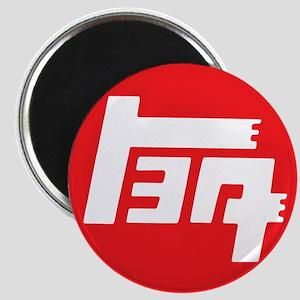 TEQ logo red large Magnet