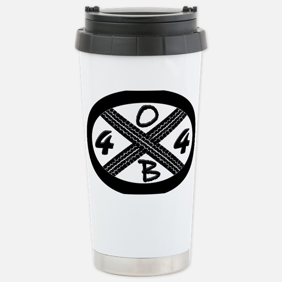 OBX 4x4 Stainless Steel Travel Mug