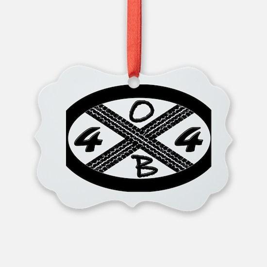 OBX 4x4 Ornament