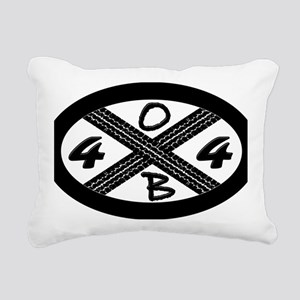 OBX 4x4 Rectangular Canvas Pillow