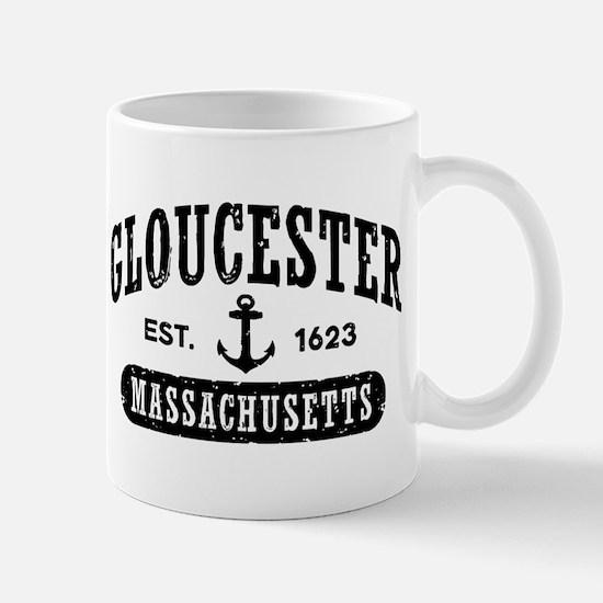 Gloucester Massachusetts Mug
