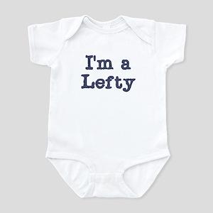 I'm a Lefty Infant Bodysuit