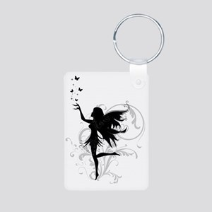 fairy Aluminum Photo Keychain