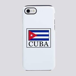 Cuba iPhone 7 Tough Case