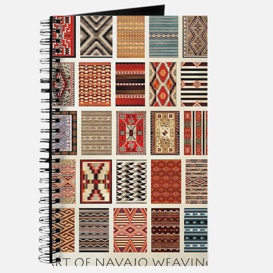 Art of Navajo Weaving Journal