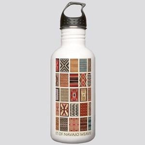 Art of Navajo Weaving Stainless Water Bottle 1.0L