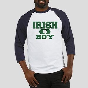 Irish Boy Baseball Jersey