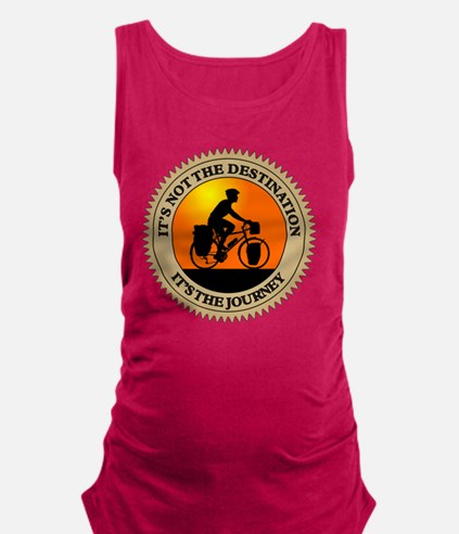 Its The Journey Maternity Tank Top