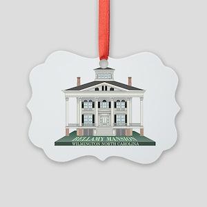 Bellamy Mansion Picture Ornament