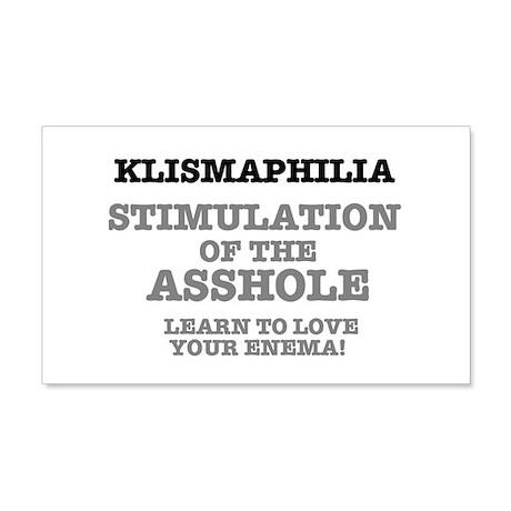 Stimulation Of The Asshole