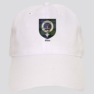 Gunn Clan Crest Tartan Cap