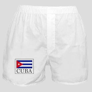 Cuba Boxer Shorts