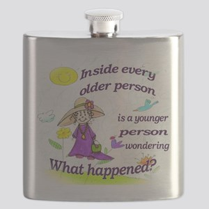 Inside older person Flask