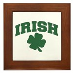 Irish Framed Tile
