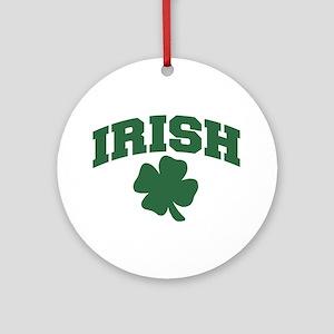 Irish Ornament (Round)