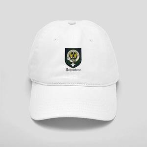 Johnstone Clan Crest Tartan Cap