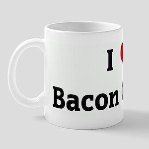 I Love Bacon Grease Mug