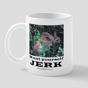 Hunt Yourself Jerk Mug