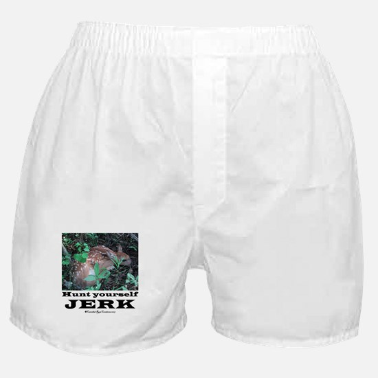Hunt Yourself Jerk Boxer Shorts