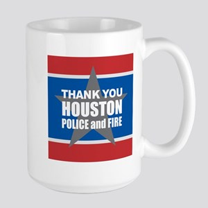 Thank You Houston Mugs