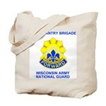 32nd Infantry Brigade <BR>Reversible Tote Bag