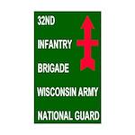 32nd Infantry Brigade <BR>Sticker