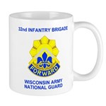 32nd Infantry Brigade Coffee Cup