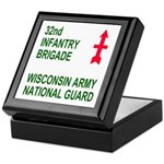Memento Box For Ribbons, Insignia, Medals