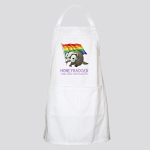 HONEY BADGER CARES! Apron