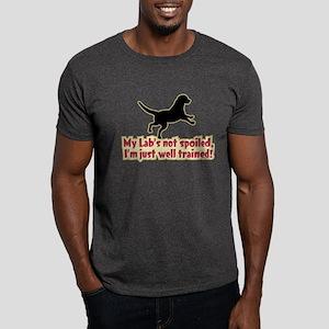 Spoiled Lab? - Dark T-Shirt