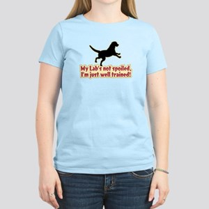 Spoiled Lab? - Women's Light T-Shirt