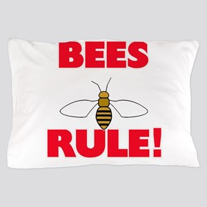 Bees Rule! Pillow Case