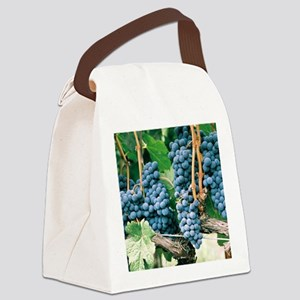 Wine Country Grapes 2 Canvas Lunch Bag