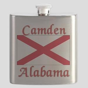 Camden Alabama Flask