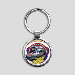 TTC Design 2011 Round Keychain
