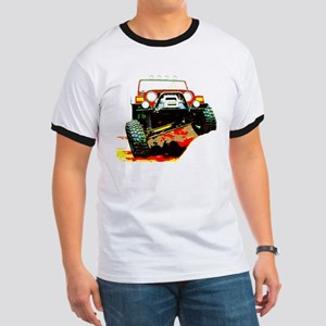 Jeep rock crawling Ringer T