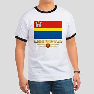 Kaliningrad Oblast Flag Ringer T