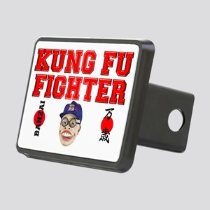 KUNG FU FIGHTER - BANZAI Rectangular Hitch Cover