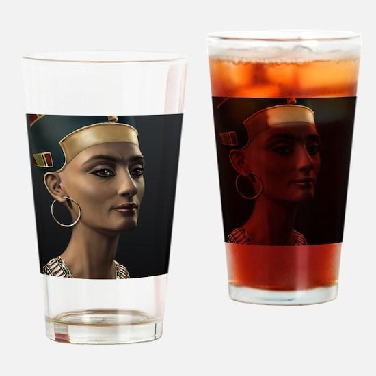 16X20-Small-Poster-Nefertiti Drinking Glass