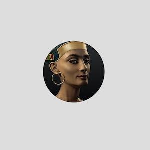 16X20-Small-Poster-Nefertiti Mini Button