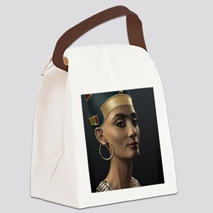 16X20-Small-Poster-Nefertiti Canvas Lunch Bag