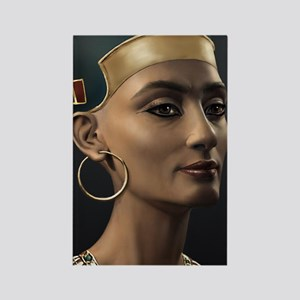 23X35-LG-Poster-Nefertiti Rectangle Magnet