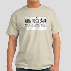 Three Bunnies Light T-Shirt